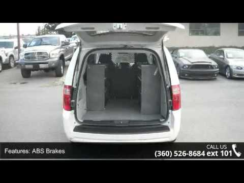 2010 Dodge Grand Caravan Cargo Van W Ladder Rack Repo Youtube