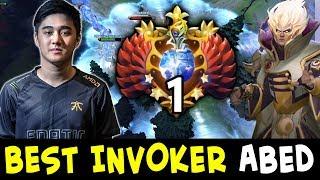 BEST Invoker SEA Abed — TOP-1 Rank