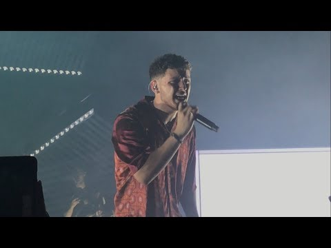 Bazzi - Changed At The Danforth Music Hall Toronto August 4th 2018 Cosmic Tour
