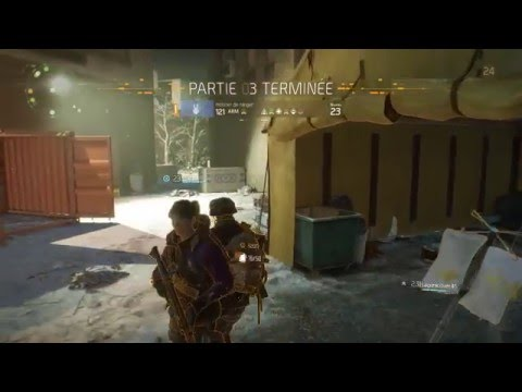 The Division:  Acquisition: Filtres Données du labo & Médicaments (HD/ULTRA/60Fps)