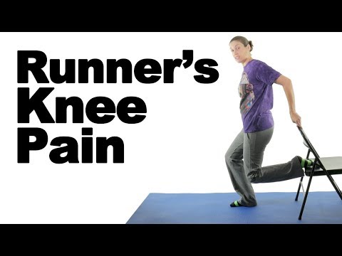 Runner's Knee Pain Exercises & Stretches Ask Doctor Jo