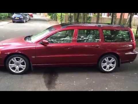 Volvo V70 2 4 170 SE 5dr Auto + FULL HISTORY + GREAT SPEC