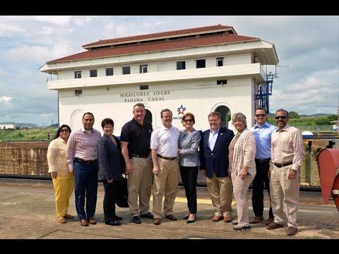 Senator Pam Roach says Panama Canal expansion poses major threat to Tacoma, Seattle ports