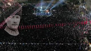 29 Ekim Kutlamaları İzmir Marşı