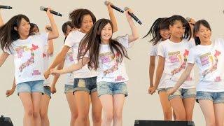 神戸みなとまつり2014メリケンパークメインステージにAKB48 チーム8が登...