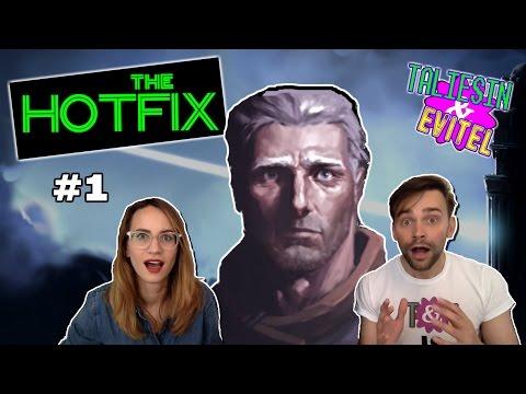 The Hotfix #1: Khadgar Harbingers, Demon Hunters, Battlechat & T-Shirt Winners!