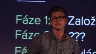 O životě a podnikání ve Zlíně | Martin Pospíšil | TEDxZlín