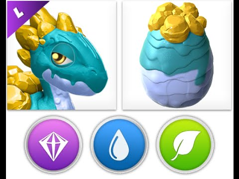 How To Breed Ice Cream Dragon - Dragon Mania Legends
