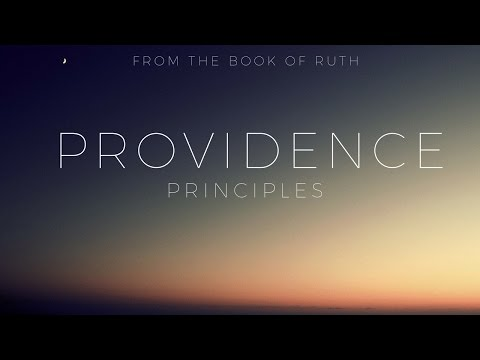 Principles in Providence