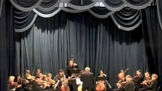 Greenberg: Four Scenes, 4th movement / Rachlevsky • Chamber Orchestra Kremlin