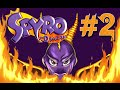 Let's Play Spyro the Dragon! Episode 2: Big Pieces of Meat and Pesky Egg Thieves