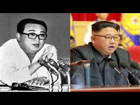 Kim Jong Un's Leadership Model: His Grandfather