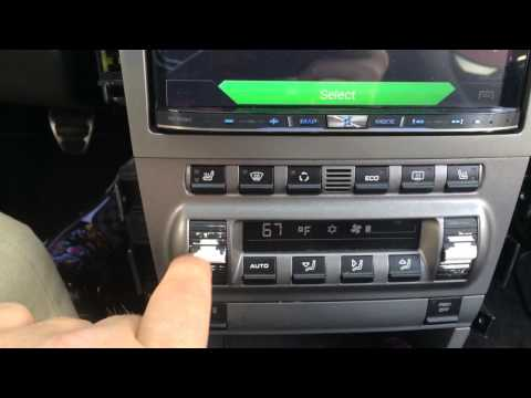 How to Fix AC Controler on Porsche 997 987 Carrera Boxster Before Damage Temp and Fan Switch