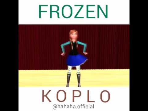 Frozen koplo/dangdut version