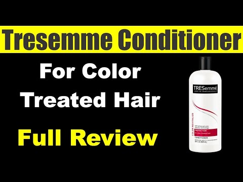 TRESemme Used By Professional Protection For Color Treated Hair Honest Review In Urdu/Hindi