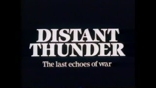 Distant Thunder (1988) - Trailer