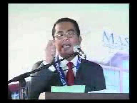Ucapan Menteri Pengajian Tinggi Malaysia - Upacara Pembukaan Kolej Masterskill Campus Kuching