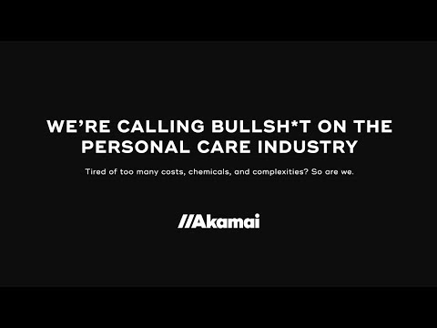 Akamai Co-Founder - natural, wise personal care essentials