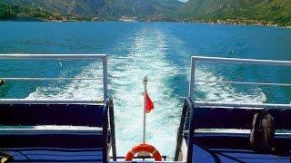 Морской круиз в Бока-Которском заливе (Черногория). Sea cruise in the Bay of Kotor (Montenegro)(В видео показан круиз вдоль берегов Бока-Которского залива. Его начало в городе Котор. Предусмотрены остан..., 2015-10-27T09:49:47.000Z)