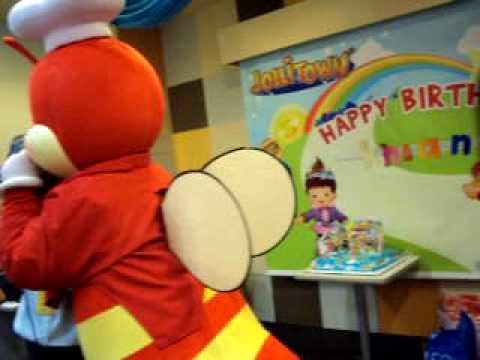 Kiddie Kwela Khian Gregorio B-Day Party 06
