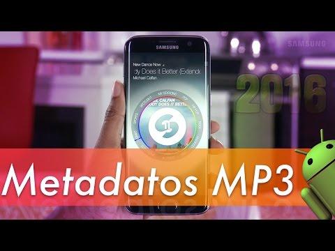 2 Mejores Apps: Editar de etiquetas MP3 para Android (cancion/artista/caratula...)