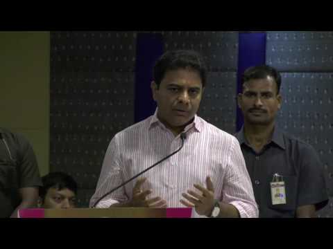 Minister KTR speech at Annual Report launch of Industries Department