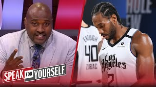 Speak For Yourself | Wiley tears on: LA Clippers eliminated after blowing 3-1 series lead to Nuggets