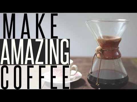 chemex 3 cup brew guide