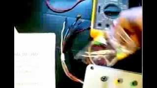 Acelerador electrónico para prueba de motores - Tesco Electronics