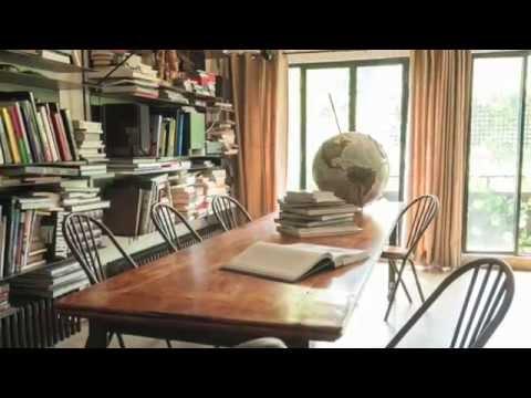 Vintage Industrial: Living with Machine Age Design - YouTube  Vintage Industr...