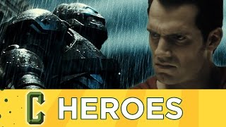 Collider Heroes - Batman V Superman Ticket Sales!