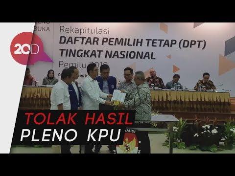 Koalisi Prabowo Sebut Ada 25 Juta Pemilih Ganda | Wonderdir Pilpres