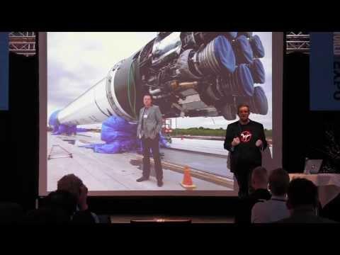 [Danish] Christian Lanng speaking at Computerworld Expo