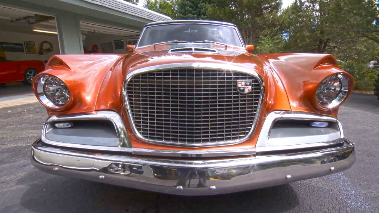Studebaker RestoMod SE YouTube - My classic car