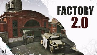Warface Factory 2 0 with the KRISS SUPER V Custom || RU PTS