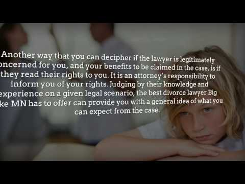 divorce lawyer central MN: Hire a Divorce Lawyer to Get What You Want