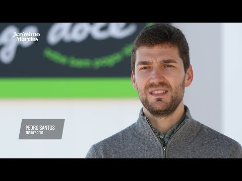 Operations Management Trainee - Pedro Santos | Jerónimo Martins