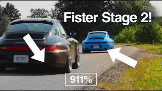 Porsche 993 with Fister Stage 2 | EP037