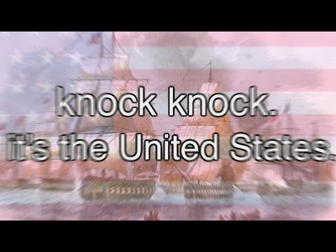 History of Japan but knock knock it