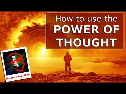 How to use The Power of Thoughts | VED [in Hindi]