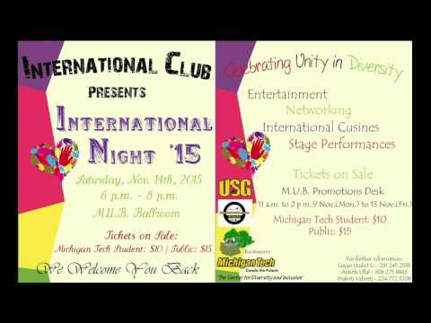 International Night 2015