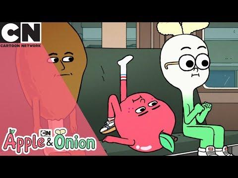 Apple & Onion   I Want My Shoe Back   Sing-Along   Cartoon Network
