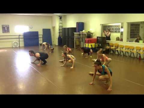 Musical Theatre Dance Class- CATS