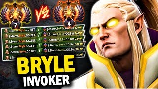 IT HAPPENS AGAIN!! BRYLE INVOKER vs FOREV + MARCH | AND THE RESULTS HAVEN