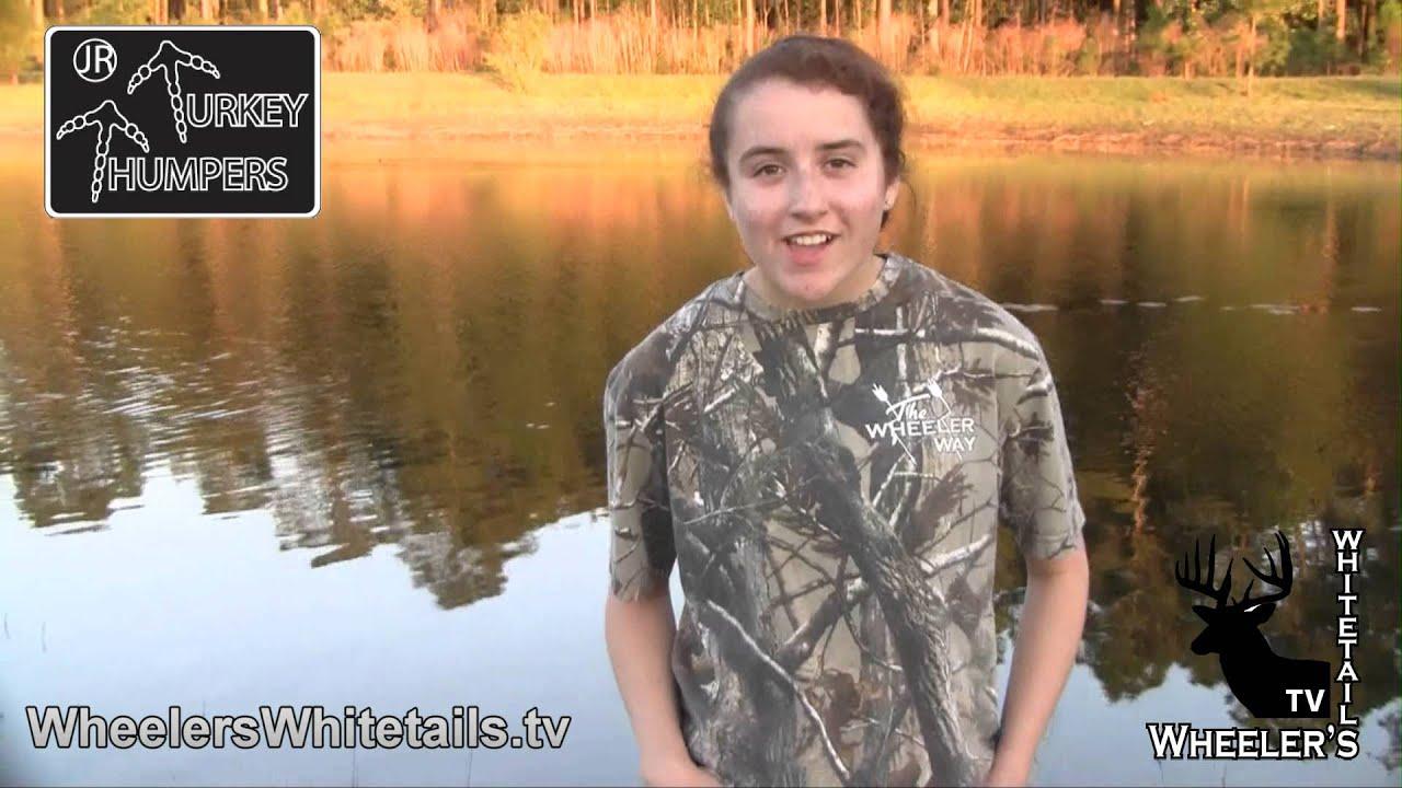 Wheeler's Whitetails - Jr. Turkey Thumpers - Gabbie Campbell Testimonial