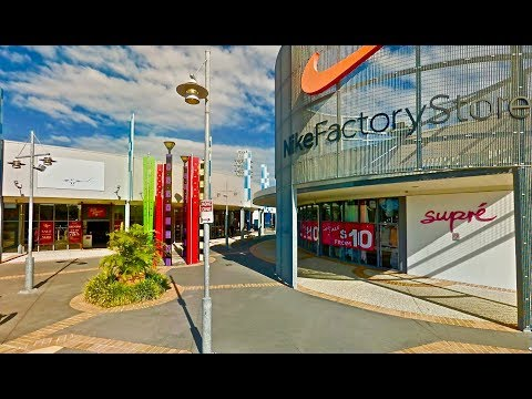 Harbour Town Outlet Shopping Gold Coast Queensland