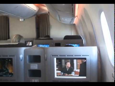 Royal Brunei B787 Dreamliner Experience in Business Class (MEL-BWN)