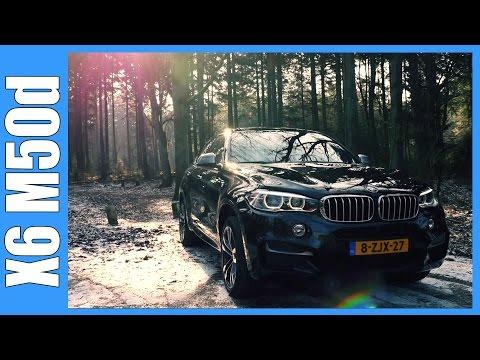 BMW X6 M50d F16 Review | Turbo Threesome (English Subtitles)
