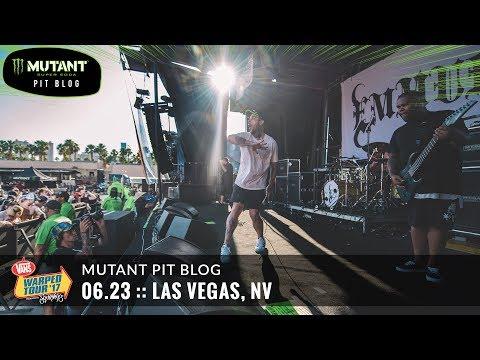 2017 Mutant Pit Blog: Las Vegas, NV