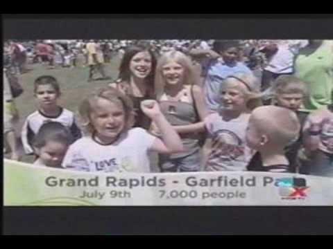 Maranda 2009 Park Party Season Recap Allegan 07 30 2009